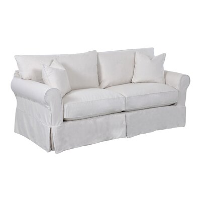 Felicity Sofa Body Fabric: Hanover Concrete