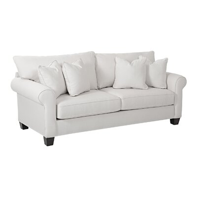 Natalie Sofa Body Fabric: Spinnsol Greystone