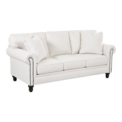 Vivian Sofa Body Fabric: Draft Ivory