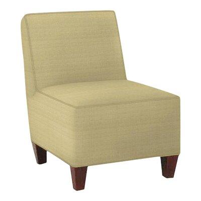 Jessalyn Slipper Chair Body Fabric: Lizzy Linen