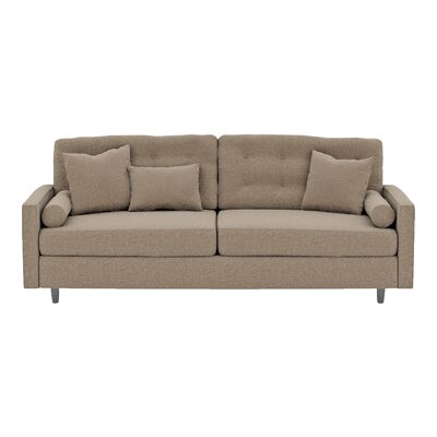 Harper Sofa Body Fabric: Shack Pewter