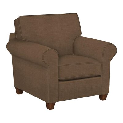 Eliza Arm Chair Body Fabric: Hilo Rattan