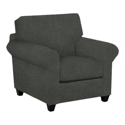 Eliza Arm Chair Body Fabric: Lizzy Graphite