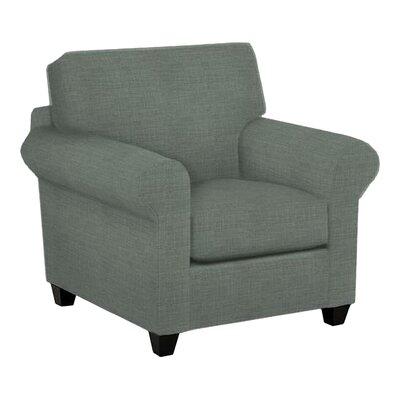 Eliza Arm Chair Body Fabric: Lizzy Surf