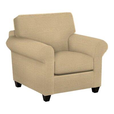 Eliza Arm Chair Body Fabric: Trillion Saffron