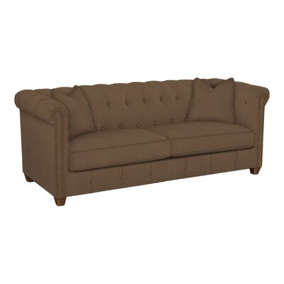 Josephine Tufted Sofa Body Fabric: Hilo Rattan