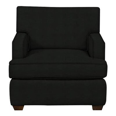 Avery Arm Chair Body Fabric: Hilo Graphite