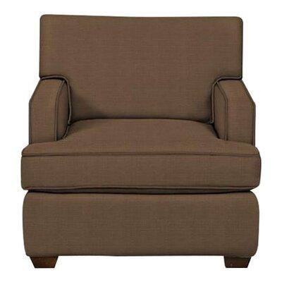 Avery Arm Chair Body Fabric: Hilo Rattan