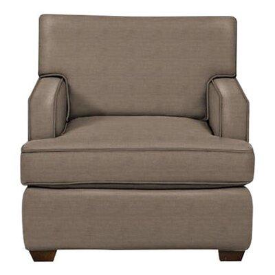 Avery Arm Chair Body Fabric: Lizzy Hemp