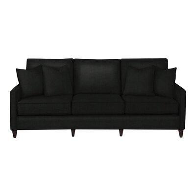 Spencer Sofa Body Fabric: Hilo Graphite