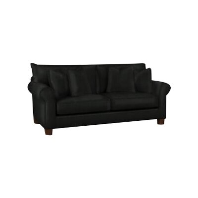 Natalie Sofa Body Fabric: Hilo Graphite