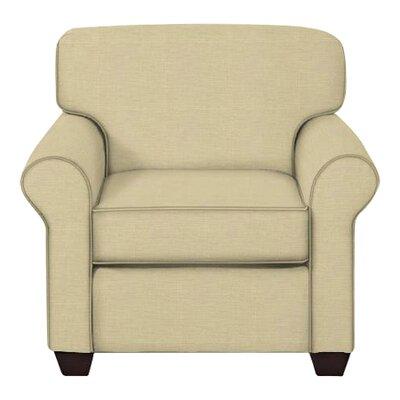 Jennifer Arm Chair Upholstery: Lizzy Linen