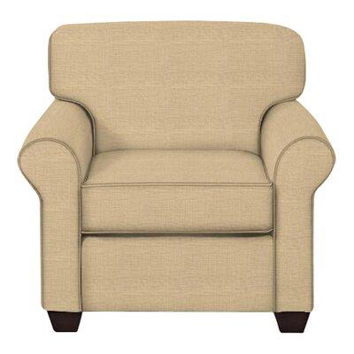 Jennifer Arm Chair Upholstery: Trillion Saffron