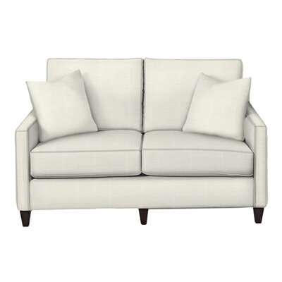Cheap Spencer Loveseat Body Fabric Classic Bleach White for sale