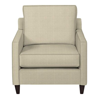 Spencer Arm Chair Body Fabric: Hilo Flax
