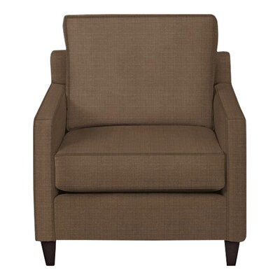 Spencer Arm Chair Body Fabric: Hilo Rattan