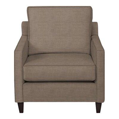 Spencer Arm Chair Body Fabric: Lizzy Hemp