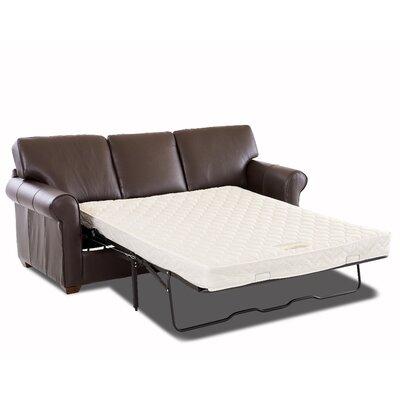 Rachel Sleeper Leather Application: Leather Top, Body Fabric: Durango Espresso