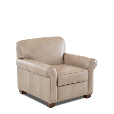 Jennifer Club Chair Body Fabric: Steamboat Putty