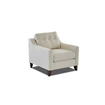 Logan Armchair Body Fabric: Bayou Spray