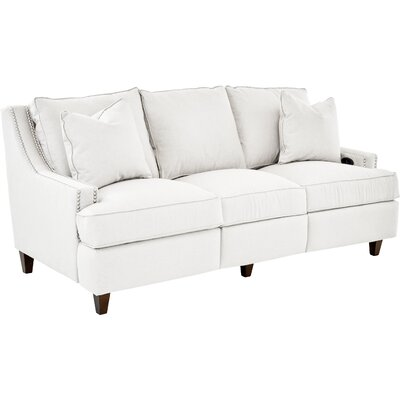 Tricia Power Hybrid Reclining Sofa
