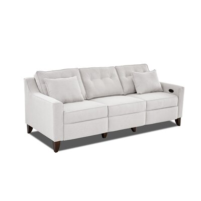 Wayfair Custom Upholstery™ CSTM2120 Logan Reclining Sofa