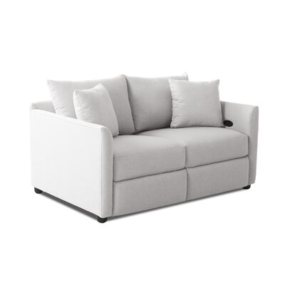 Custom Upholstery™ CSTM2101 Georgia Reclining Loveseat