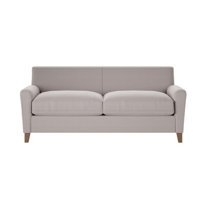 Grayson Sofa Body Fabric: Spinnsol Greystone