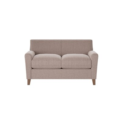 Grayson Loveseat Body Fabric: Shack Pewter