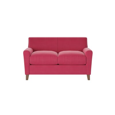 Grayson Loveseat Body Fabric: Bayou Flame