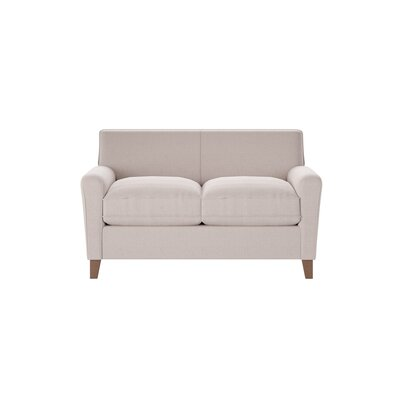 Grayson Loveseat Body Fabric: Lizzy Linen