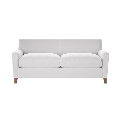 Grayson Sofa Body Fabric: Glynnlinen Optic White