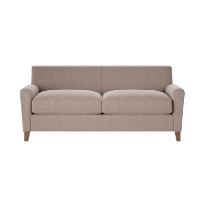 Grayson Sofa Body Fabric: Shack Pewter