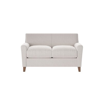 Grayson Loveseat Body Fabric: Trixie Linen