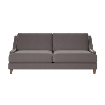 Paige Sofa Body Fabric: Spinnsol Iron