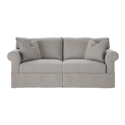 Felicity Sofa Body Fabric: Hanover Concrete