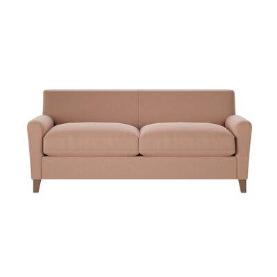 Grayson Sofa Body Fabric: Godiva Cognac