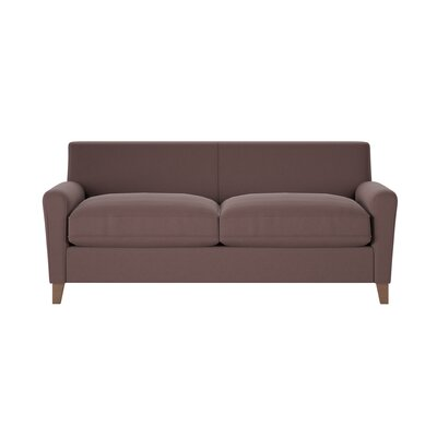 Grayson Sofa Body Fabric: Godiva Espresso