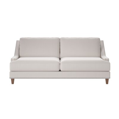 Paige Sofa Body Fabric: Sunbrella� Flagship Ginko
