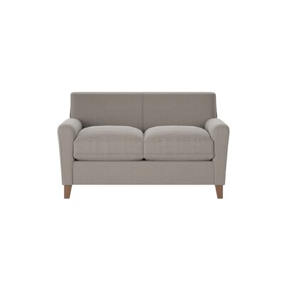 Grayson Loveseat Body Fabric: Hilo Seagull