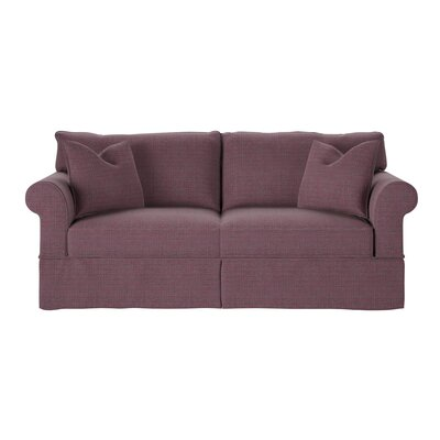 Felicity Sofa Body Fabric: Pebble Berrycrush