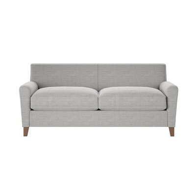Grayson Sofa Body Fabric: Pebble Greystone