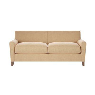 Grayson Sofa Body Fabric: Trillion Saffron