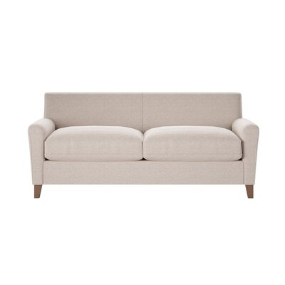 Grayson Sofa Body Fabric: Shack Biscuit