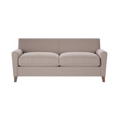 Grayson Sofa Body Fabric: Godiva Putty