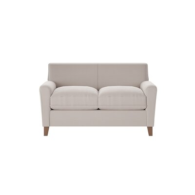 Grayson Loveseat Body Fabric: Bayou Stone