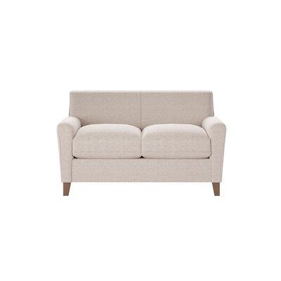 Grayson Loveseat Body Fabric: Shack Biscuit