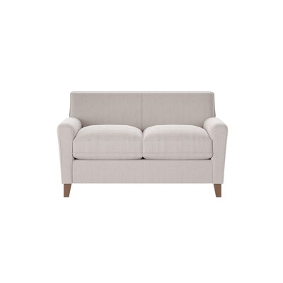 Grayson Loveseat Body Fabric: Curious Pearl