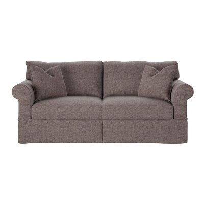 Felicity Sofa Body Fabric: Shack Gunmetal