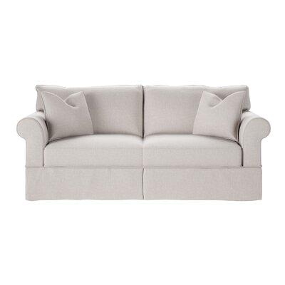 Felicity Sofa Body Fabric: Trixie Linen